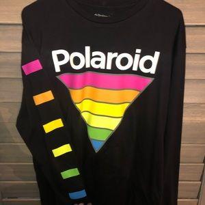 Polaroid Long Sleeve Tee